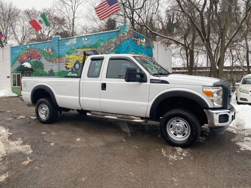 2014 Ford F-250 Super Duty for sale at Showcase Motors in Pittsburgh PA