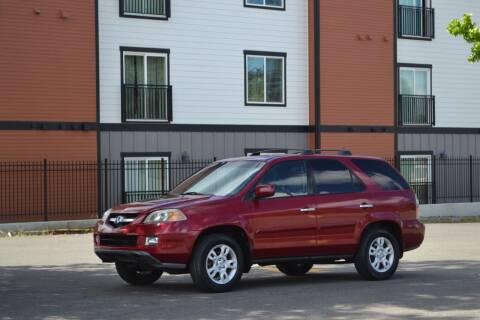 2004 Acura MDX for sale at Skyline Motors Auto Sales in Tacoma WA