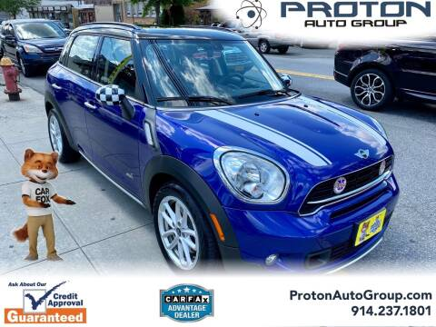 2016 MINI Countryman for sale at Proton Auto Group in Yonkers NY