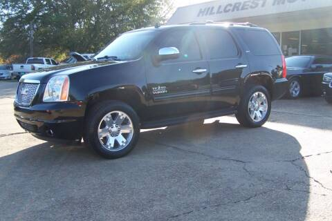 2014 GMC Yukon for sale at HILLCREST MOTORS LLC in Byram MS