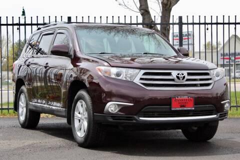 2013 Toyota Highlander for sale at Avanesyan Motors in Orem UT