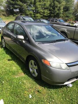 2007 Honda Civic for sale at Guarantee Auto Galax in Galax VA
