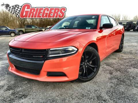 2017 Dodge Charger for sale at GRIEGER'S MOTOR SALES CHRYSLER DODGE JEEP RAM in Valparaiso IN