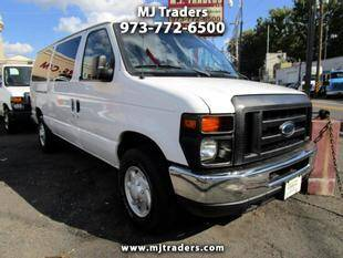 2009 Ford E-Series Wagon for sale at M J Traders Ltd. in Garfield NJ