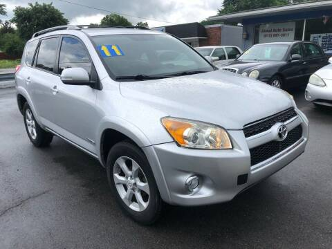 2011 Toyota RAV4 for sale at Wise Investments Auto Sales in Sellersburg IN