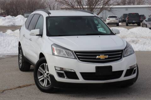 2016 Chevrolet Traverse for sale at Big O Auto LLC in Omaha NE