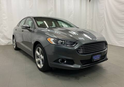 2014 Ford Fusion for sale at Direct Auto Sales in Philadelphia PA