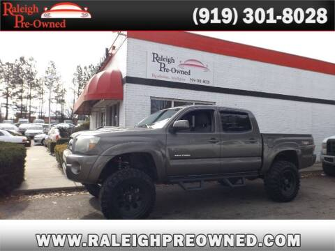 2010 Toyota Tacoma for sale at Raleigh Pre-Owned in Raleigh NC