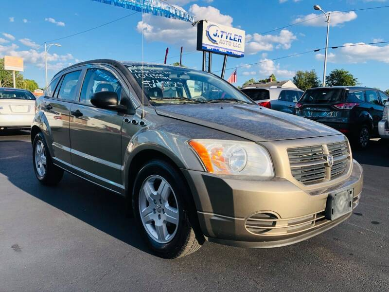 2007 Dodge Caliber for sale at J. Tyler Auto LLC in Evansville IN