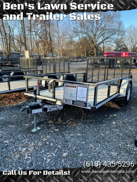 2021 Corn Pro UT-12LS for sale at Ben's Lawn Service and Trailer Sales in Benton IL