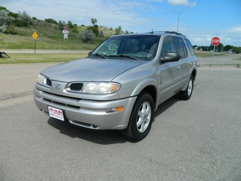 2004 Oldsmobile Bravada for sale at Dick Nelson Sales & Leasing in Valley City ND