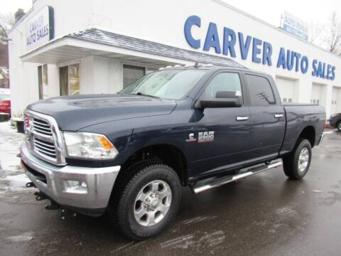 2017 RAM Ram Pickup 2500 for sale at Carver Auto Sales in Saint Paul MN
