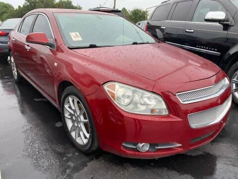 2008 Chevrolet Malibu for sale at American Motors Inc. - Cahokia in Cahokia IL