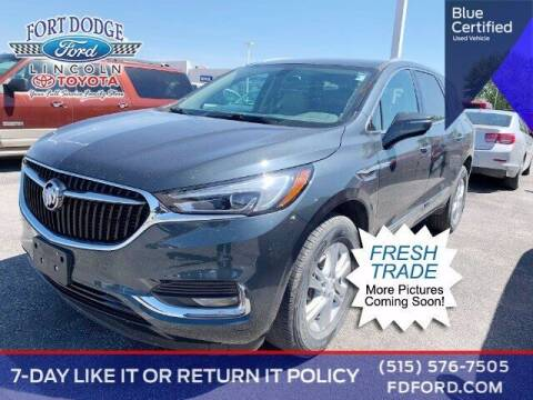 2019 Buick Enclave for sale at Fort Dodge Ford Lincoln Toyota in Fort Dodge IA