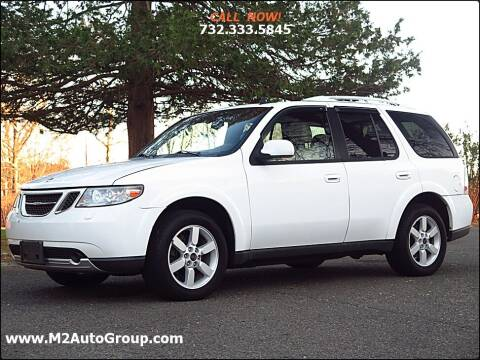 2006 Saab 9-7X for sale at M2 Auto Group Llc. EAST BRUNSWICK in East Brunswick NJ