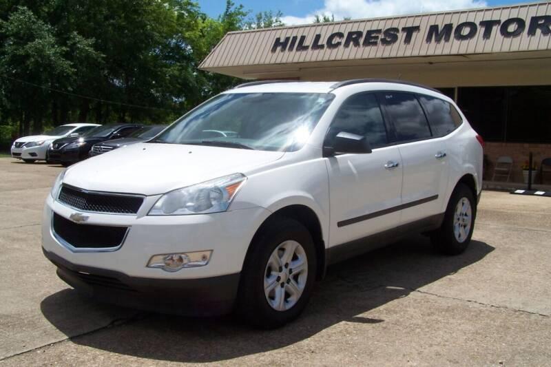2011 Chevrolet Traverse for sale at HILLCREST MOTORS LLC in Byram MS