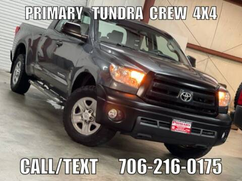 2013 Toyota Tundra for sale at Primary Auto Group in Dawsonville GA