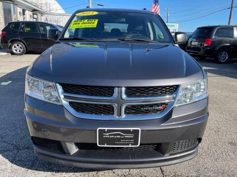 2015 Dodge Journey for sale at Cape Cod Cars & Trucks in Hyannis MA
