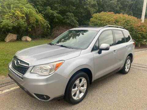 2014 Subaru Forester for sale at Padula Auto Sales in Braintree MA