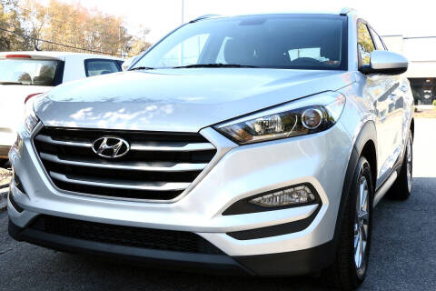 2018 Hyundai Tucson for sale at Prime Auto Sales LLC in Virginia Beach VA