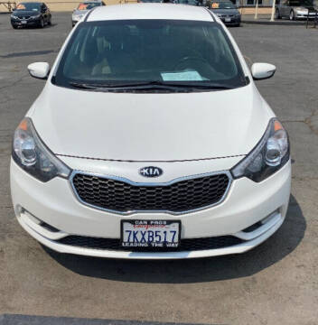 2015 Kia Forte5 for sale at Global Auto Group in Fontana CA