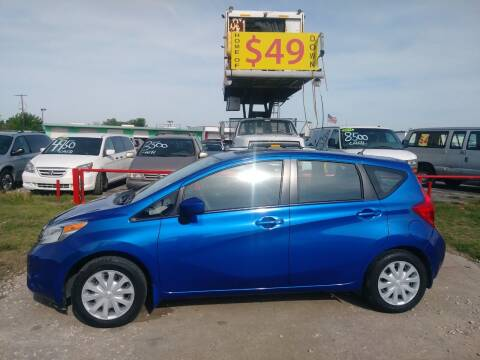 2015 Nissan Versa for sale at USA Auto Sales in Dallas TX