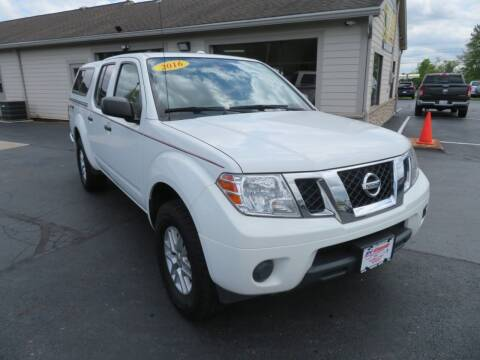 2016 Nissan Frontier for sale at Tri-County Pre-Owned Superstore in Reynoldsburg OH