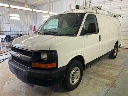 2011 Chevrolet Express Cargo for sale at CR Garland Auto Sales in Fredericksburg VA
