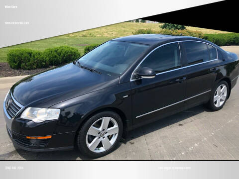 2007 Volkswagen Passat for sale at Nice Cars in Pleasant Hill MO