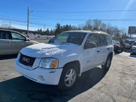 2004 GMC Envoy for sale at ARG Auto Sales in Jackson MI