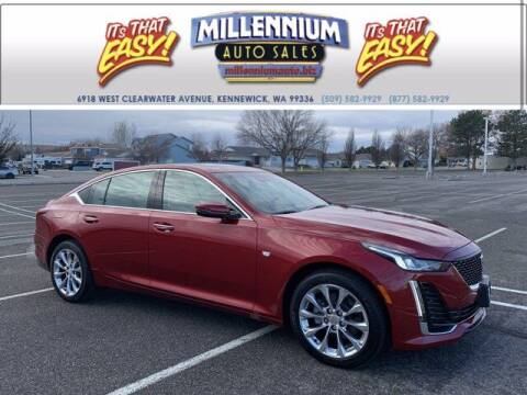 2020 Cadillac CT5 for sale at Millennium Auto Sales in Kennewick WA