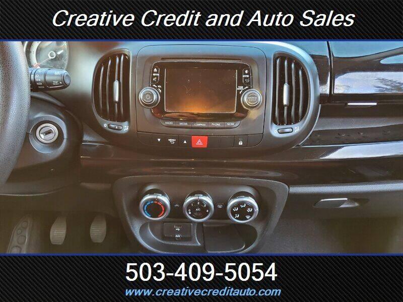 2014 FIAT 500L Pop 4dr Hatchback - Salem OR