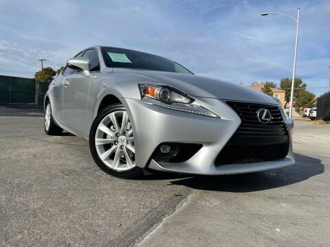 2015 Lexus IS 250 for sale at Boktor Motors in Las Vegas NV