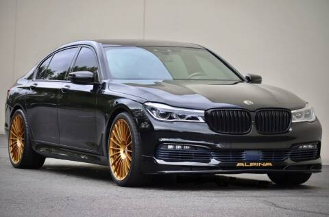 2017 BMW 7 Series for sale at MS Motors in Portland OR