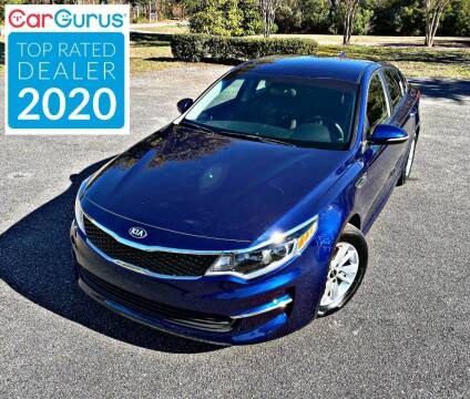 2018 Kia Optima for sale at Brothers Auto Sales of Conway in Conway SC