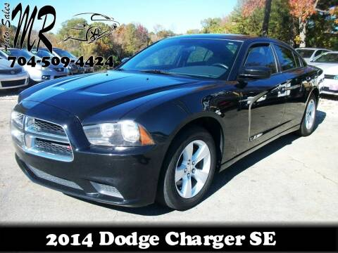 2014 Dodge Charger for sale at Mr Auto Sales in Charlotte NC