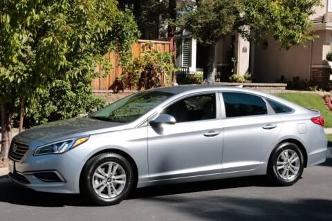 2017 Hyundai Sonata for sale at California Diversified Venture in Livermore CA
