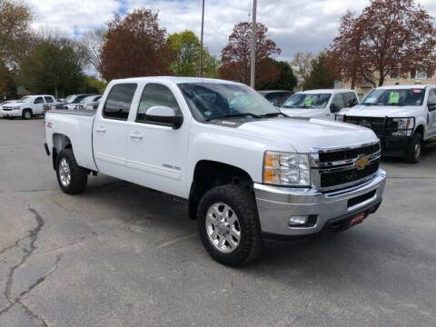 2011 Chevrolet Silverado 2500HD for sale at WILLIAMS AUTO SALES in Green Bay WI