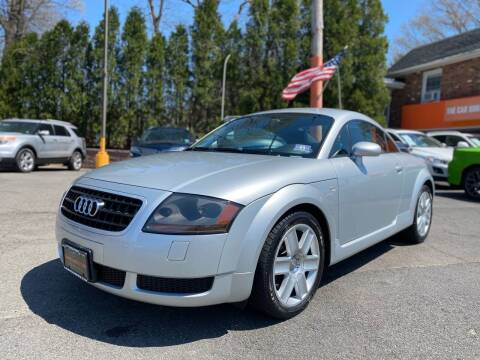 2006 Audi TT for sale at The Car House in Butler NJ