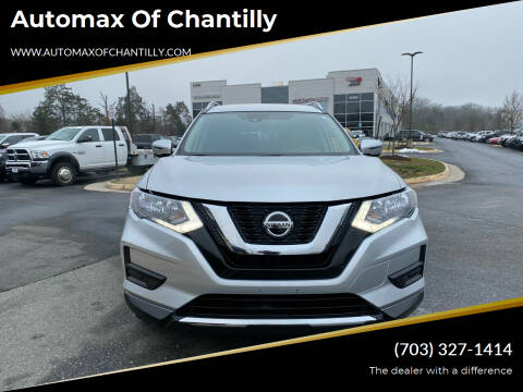 2020 Nissan Rogue for sale at Automax of Chantilly in Chantilly VA