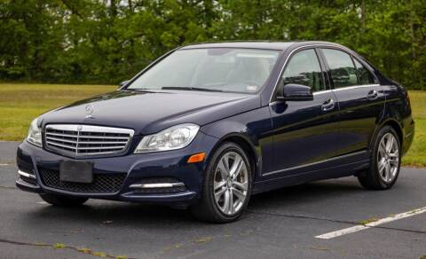 2012 Mercedes-Benz C-Class for sale at Carland Auto Sales INC. in Portsmouth VA