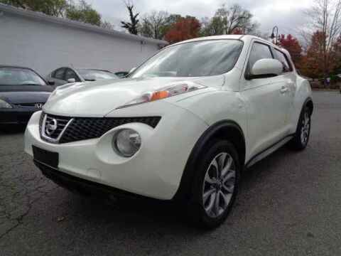 2012 Nissan JUKE for sale at Purcellville Motors in Purcellville VA