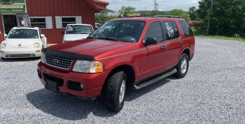2004 Ford Explorer for sale at Bailey's Auto Sales in Cloverdale VA