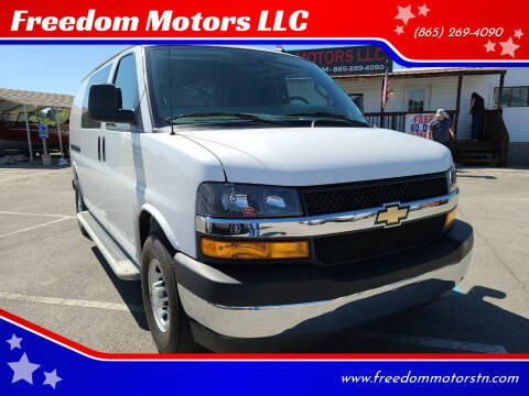 2019 Chevrolet Express Cargo for sale at Freedom Motors LLC in Knoxville TN