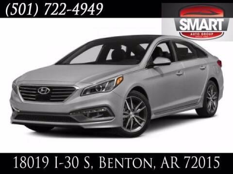 2015 Hyundai Sonata for sale at Smart Auto Sales of Benton in Benton AR