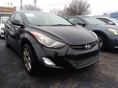2012 Hyundai Elantra for sale at Auto Plaza in Irving TX