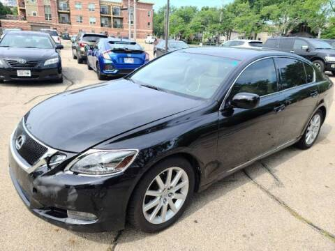 2006 Lexus GS 300 for sale at Steve's Auto Sales in Madison WI
