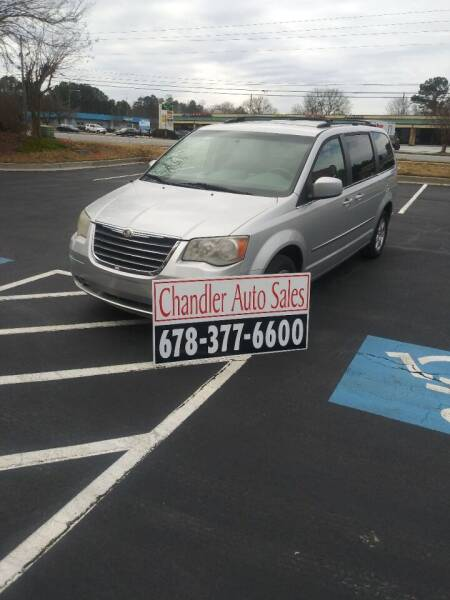 2010 Chrysler Town and Country for sale at Chandler Auto Sales - ABC Rent A Car in Lawrenceville GA