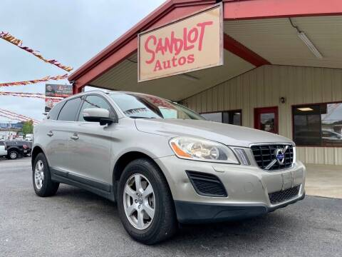 2011 Volvo XC60 for sale at Sandlot Autos in Tyler TX