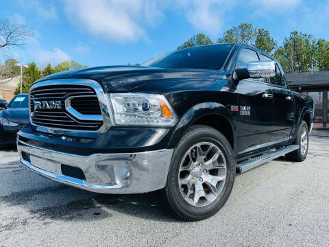 2017 RAM Ram Pickup 1500 for sale at Classic Luxury Motors in Buford GA